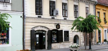 Fekete Szerecseny Patikamúzeum