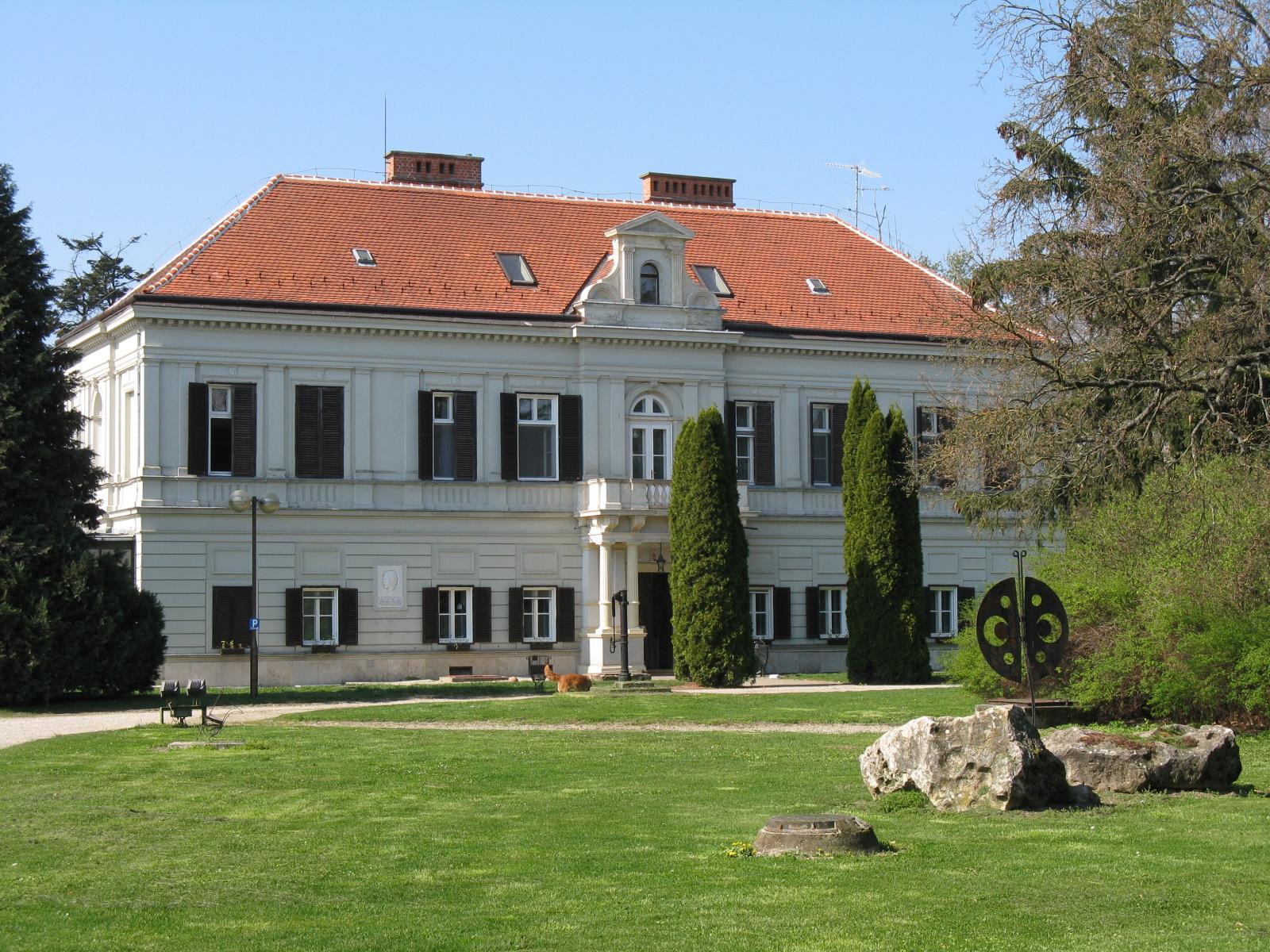 Markusovszky kastély