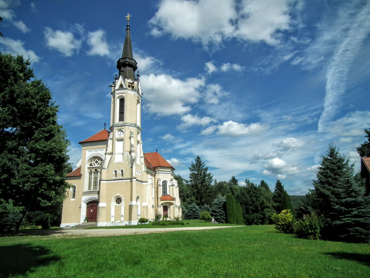 Rönöki Szent Imre Templom