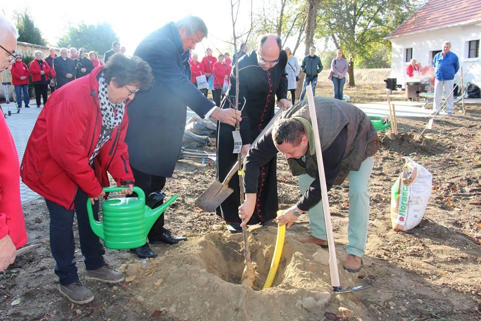Közösségi kert megáldása 6